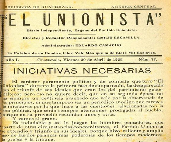 El Unionista