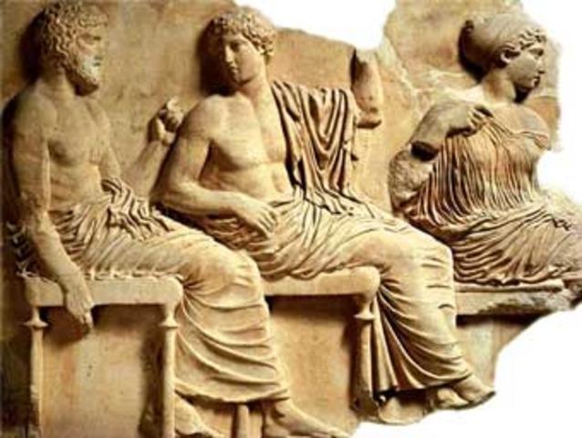 490 a.c Fidias.