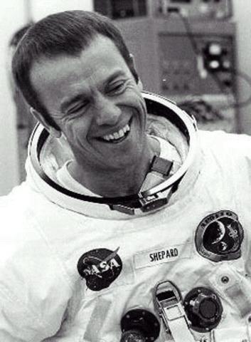 First American in Space: Alan Shepard