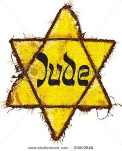 Compulsory Aryanization of all Jewish businesses.