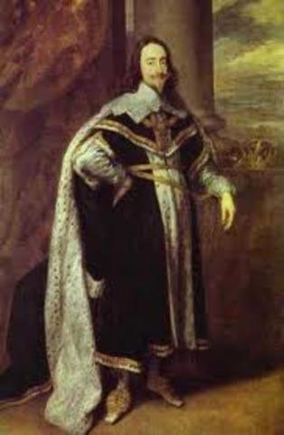 la sucesión en el trono de su hijo Carlos I