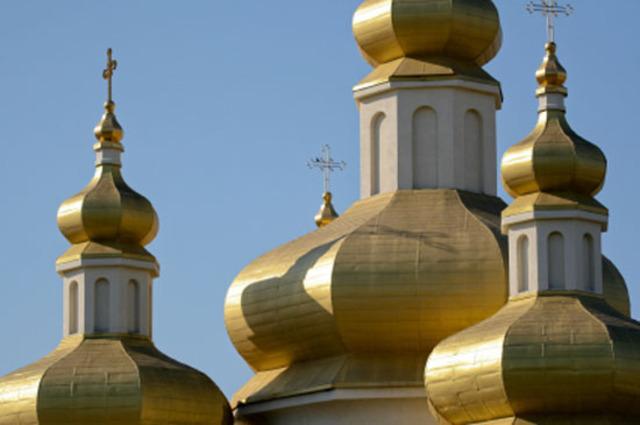 Soviet Union Nationalizes church property