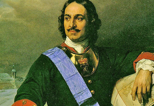 Peter the Great abolished the patriarchate i