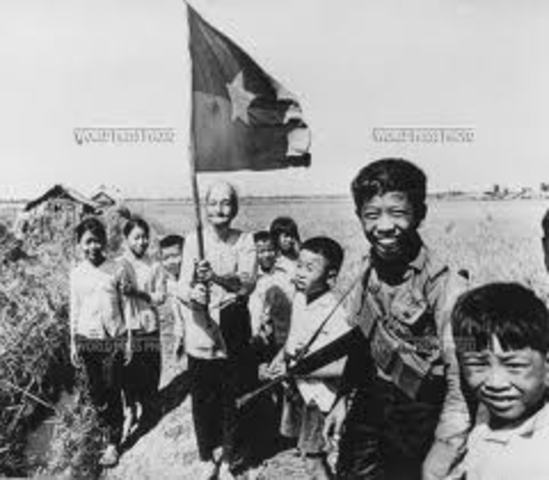 National Liberation Front created