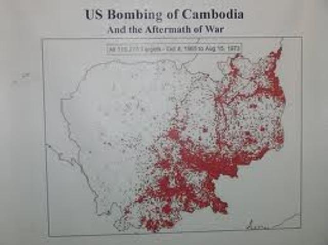 War into Cambodia