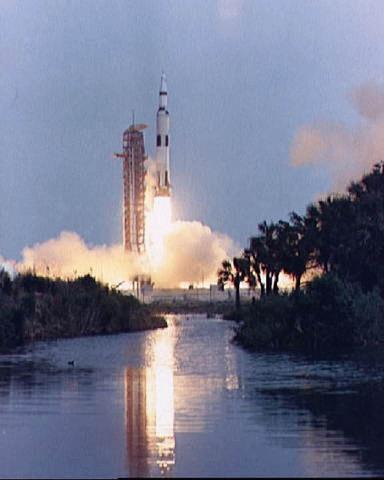 Apollo 13 Mission Aborted
