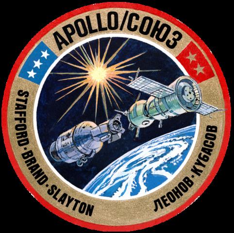 Apollo Comes to an End... A New Comradeship Begins