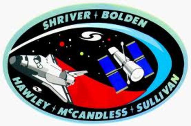 STS-31  -    HST