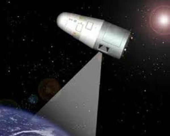 Chinese First Recoverable Satellite