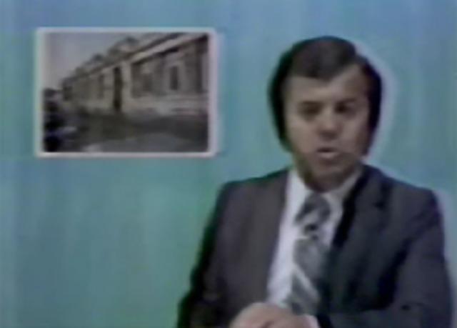 Primera emisión de Teleprensa