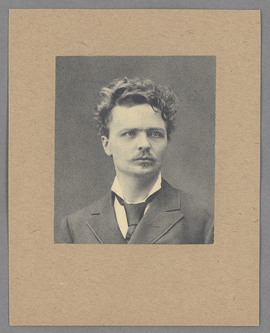 August Strindberg 100år