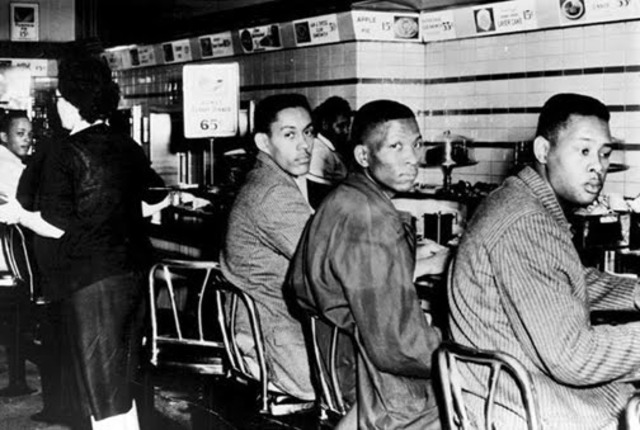 Student Sit-ins -Civil Rights