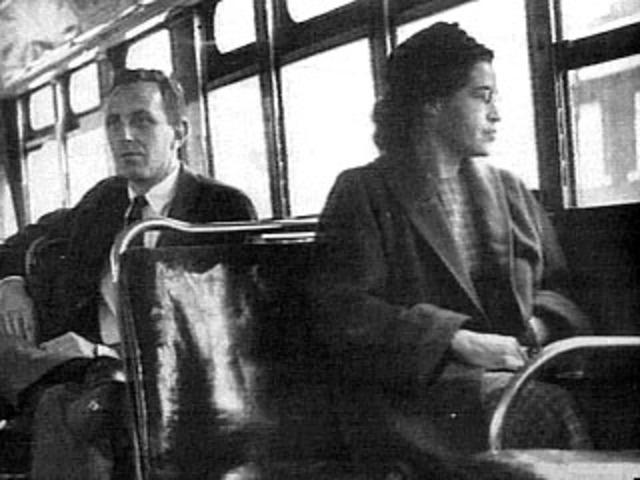 Montgomery Bus Boycott - Civil Rights