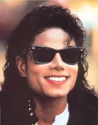 King of Pop died