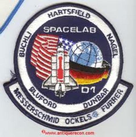 Spacelab D1
