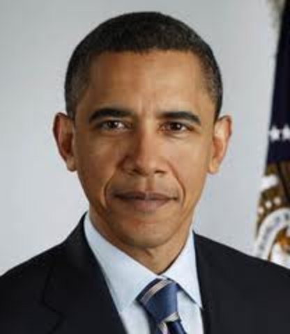 Barack Obama elected as first african president