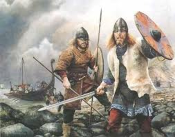 789 - attaque des vikings contre constantinople