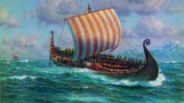 1015 - les viking abandonnent la colonie de vinland sur la cote est de amerique du nord