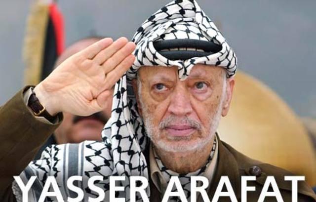 Arafat dies