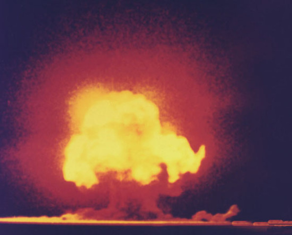 New Mexico goes atomic
