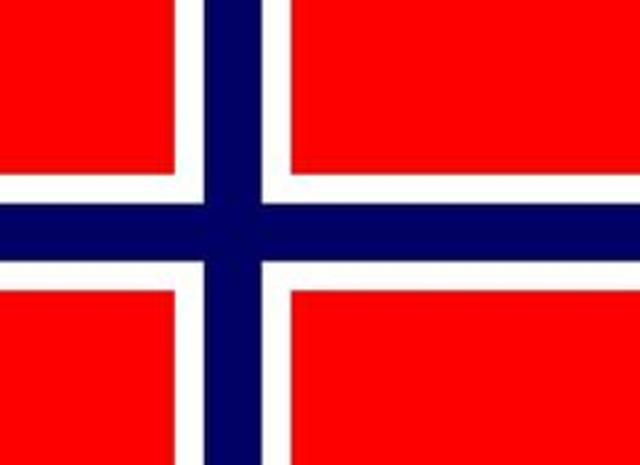 La Norvège est sous la domination des Danois.