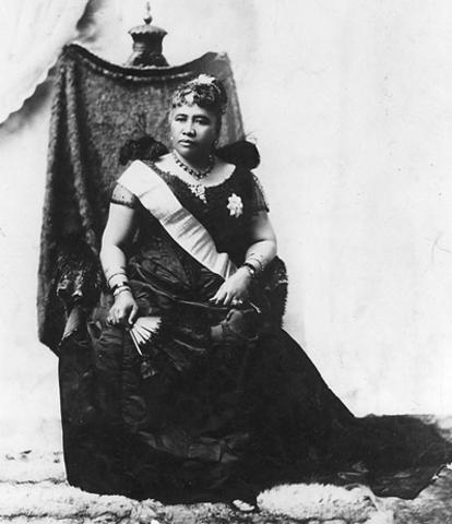 queen Liluokalani becomes queen of hawaii
