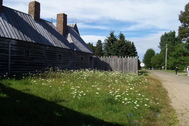 The Wonderful Champlain Fort