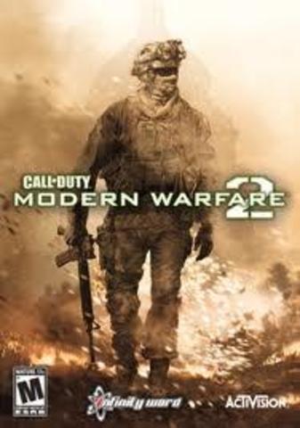 Call Of Duty :Modern Warfare 2