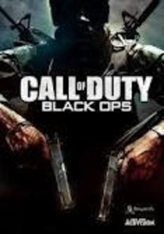 Call Of Duty :Black Ops