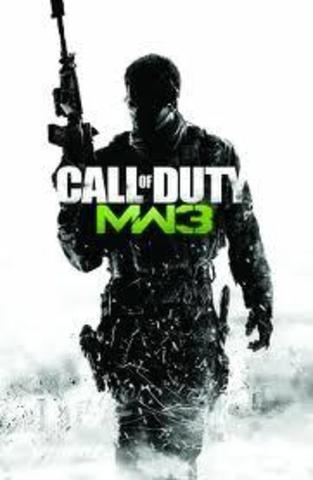 Call Of Duty :Modern Warfare 3