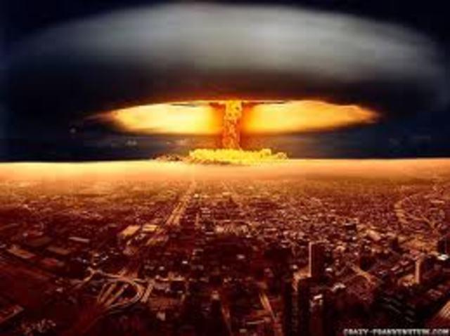 The Atomic Bomb.