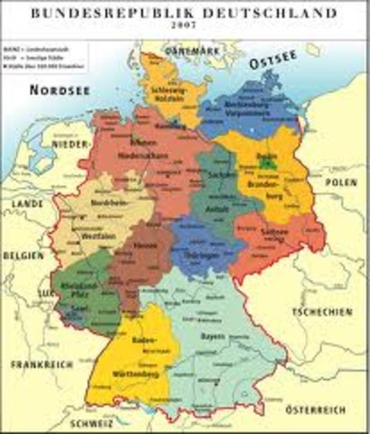 Mobilization of People: Germany