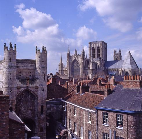 Établissement d'un Royaume a York, Angleterre