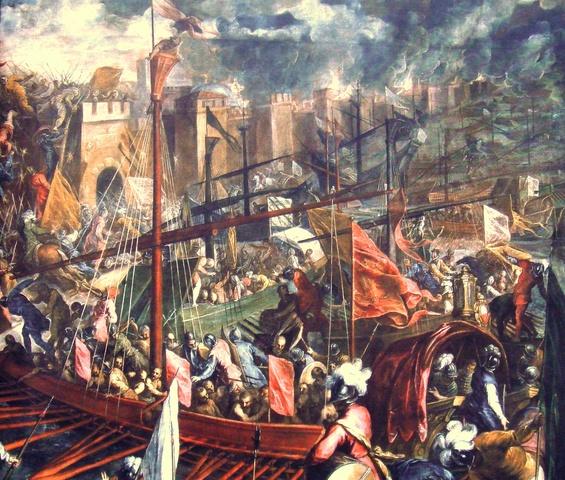860 -Attaque des Vikings contre Constantinople (Istanbul).