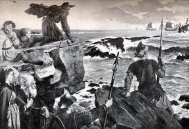 900 -Raids des Vikings le long de la côte méditerranéenne