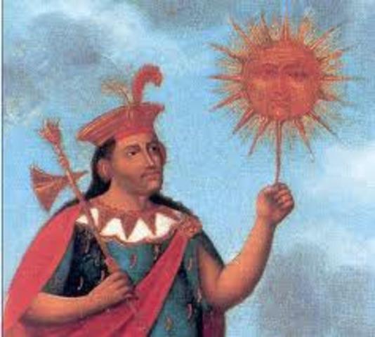 La rebelión del último jefe Inca..