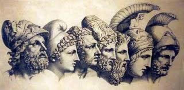 En el mundo griego la cualificación y la distinción entre actividades