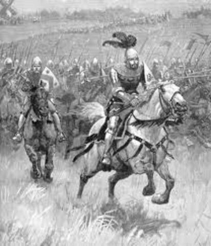 1013 -Conquête de l'Angleterre par les Danois.