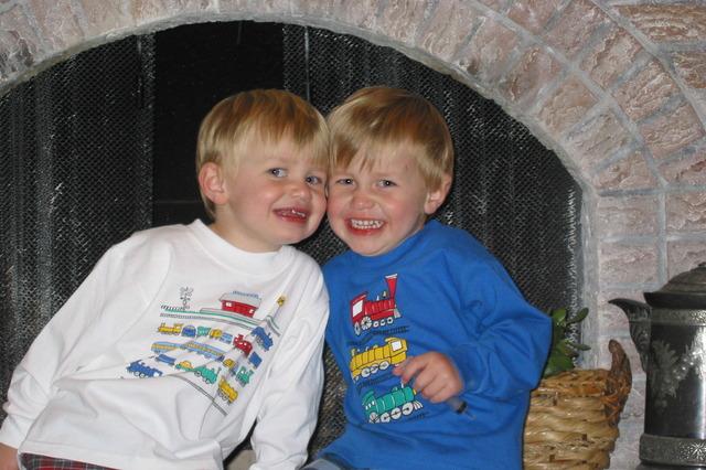 Ethan & Sawyer were born
