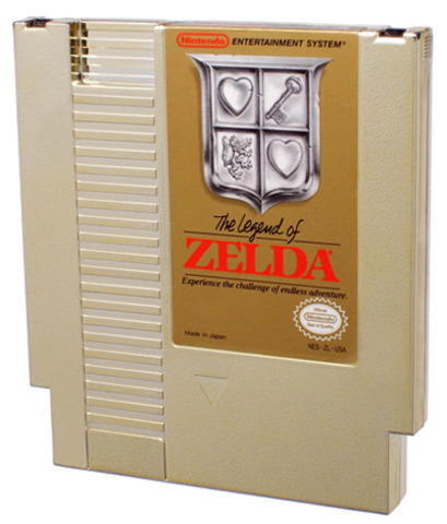 The Legend of Zelda is Released on the NES Making it the Most Innovative GAme at its Time Due to its Story, Music, and, Gameplay Mechanics
