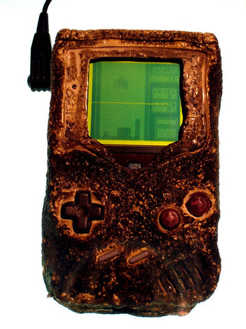 The Nintendo Gameboy, Known For Its Durability, Was Released in Japan