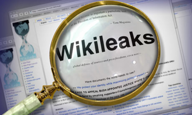 The Website Wikileaks Posts Over 90,000 Documents About the Conflicts Occuring in Afganistan to the Public