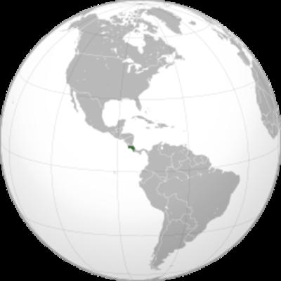 Como se incursiona el país de Costa Rica en la división laboral timeline