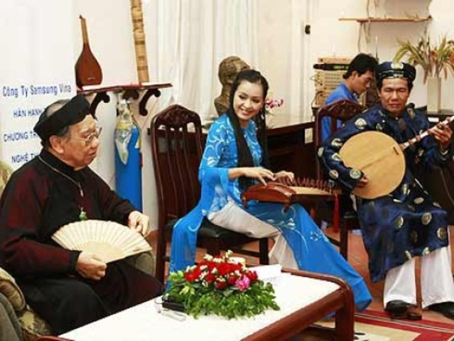 Unesco and Traditional Music