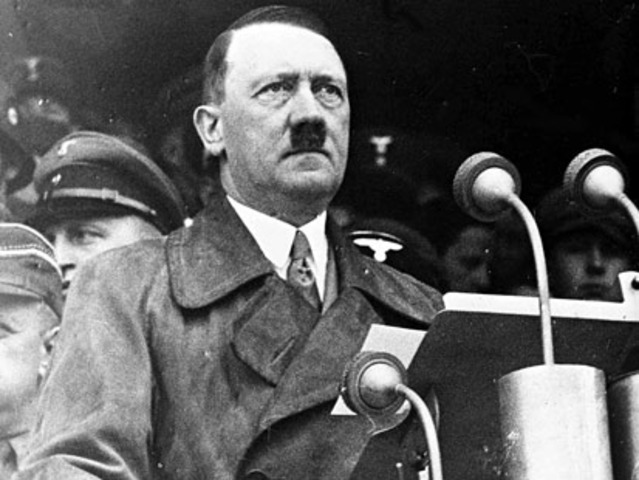 Hitler wins election.