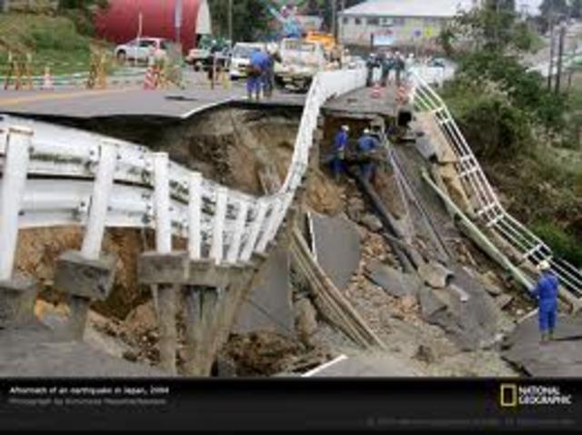 Worst earthquake