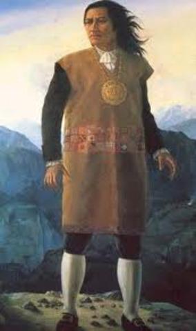 muerte de el ultimo inca