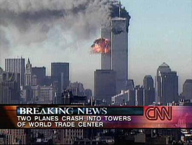 The War on Terror Begins