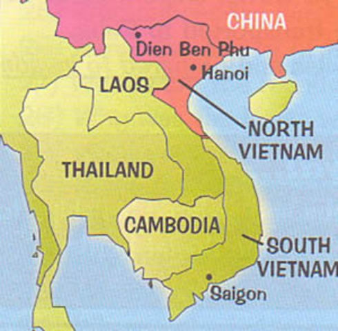 Vietnam and the Domino Theory