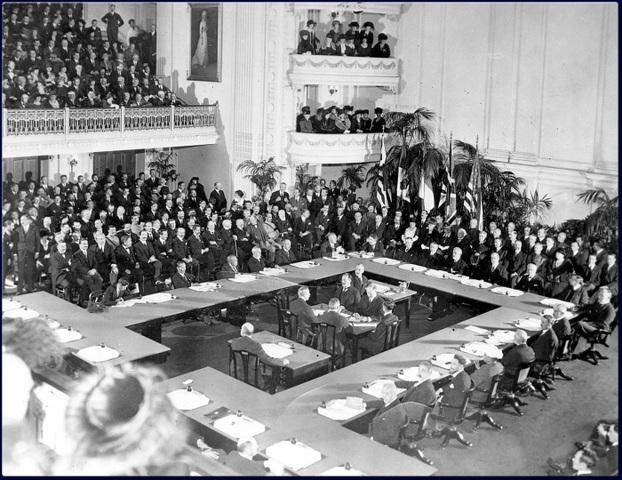 America and the Treaty